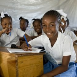 Child of haiti education programme