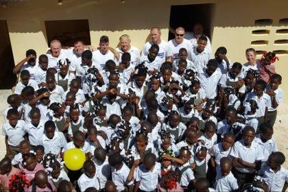 Child of Haiti Volunteers
